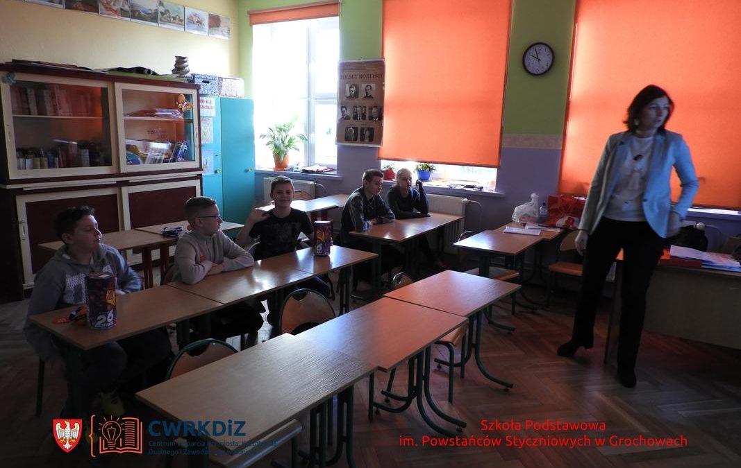 Warsztaty w Grochowach