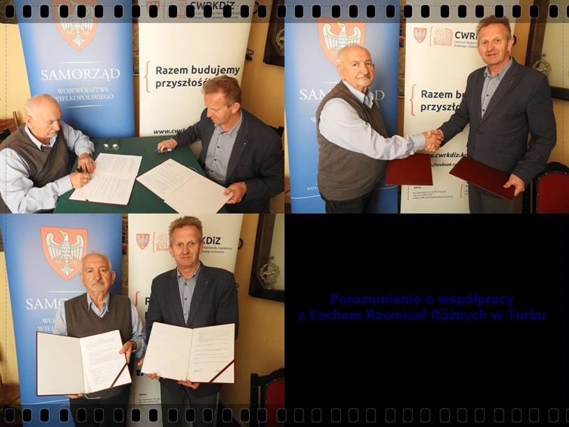 Porozumienie o współpracy z Cechem Rzemiosł Różnych w Turku