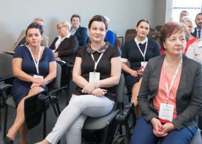 Podsumowanie pierwszego roku działalności CWRKDiZ w Koninie - konferecja (1)