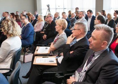 Podsumowanie pierwszego roku działalności CWRKDiZ w Koninie - konferecja (10)