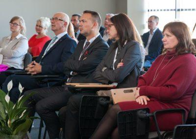 Podsumowanie pierwszego roku działalności CWRKDiZ w Koninie - konferecja (12)