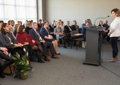Podsumowanie pierwszego roku działalności CWRKDiZ w Koninie - konferecja (17)
