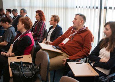 Podsumowanie pierwszego roku działalności CWRKDiZ w Koninie - konferecja (18)