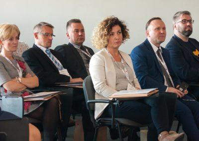 Podsumowanie pierwszego roku działalności CWRKDiZ w Koninie - konferecja (19)