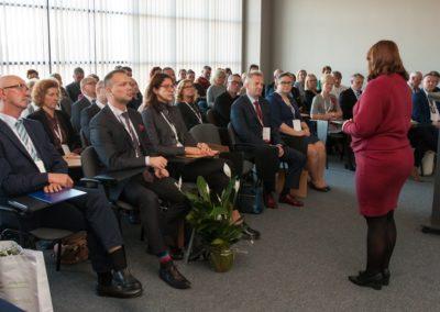 Podsumowanie pierwszego roku działalności CWRKDiZ w Koninie - konferecja (21)