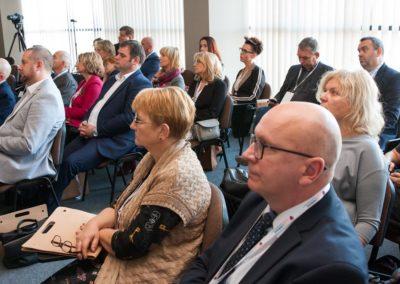 Podsumowanie pierwszego roku działalności CWRKDiZ w Koninie - konferecja (7)