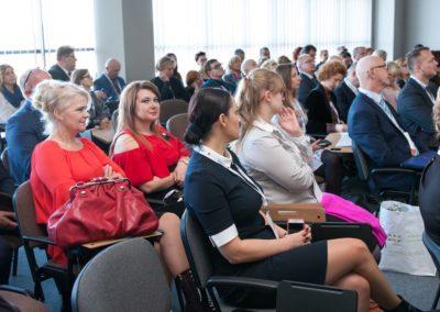 Podsumowanie pierwszego roku działalności CWRKDiZ w Koninie - konferecja (8)