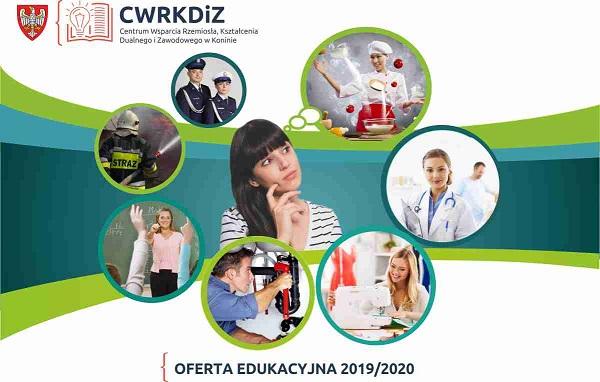 Oferta edukacyjna szkół na rok szkolny 2019/2020