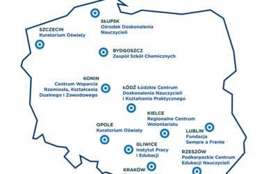 Regionalny Punkt Informacyjny Fundacji Rozwoju Systemu Edukacji